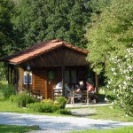 Unsere gemütliche Hütte